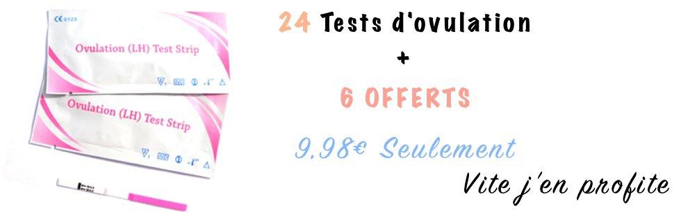 trouver un test de grossesse fiable et pas cher, livraison express