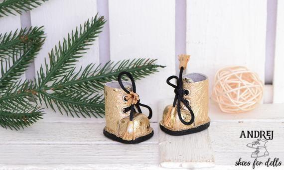 "Shoes for 12 inch Nikki Britt mini ""Wendy"" doll"