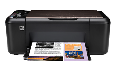 HP Deskjet Ink Advantage K209g Driver Download |