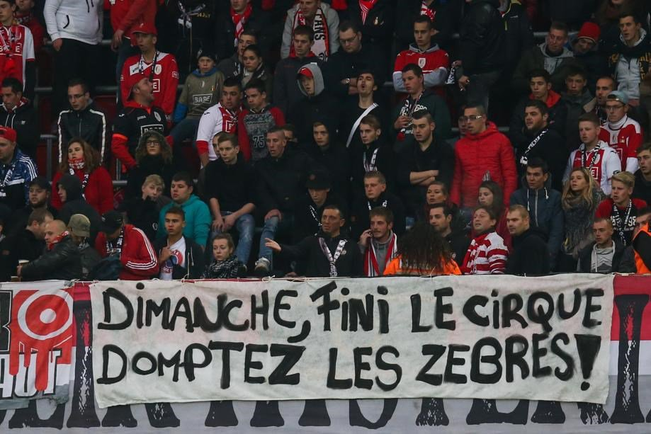 Standard: du grabuge à Charleroi dimanche prochain?
