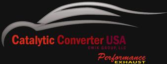Magnaflow 36304 (For 1988 ford ESCORT 1.9L; Eng. Code 9; CFI) : Universal Catalytic Converter