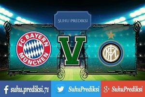 Prediksi Bola Bayern Munchen Vs Inter Milan 27 Juli 2017