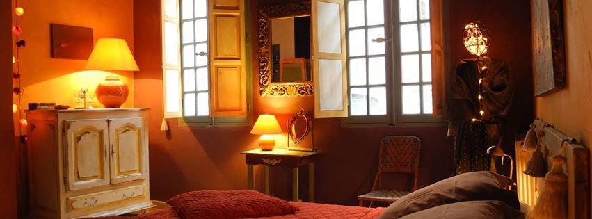 Chambre d'Hote Avignon: La Banasterie
