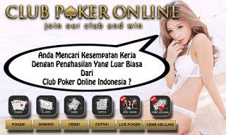 Koran Poker Indonesia: Ingin Kerja Di Situs Judi Online? Ini Dia Lowongannya!!