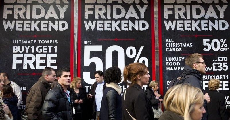 Black Friday deals will help boost November car sales