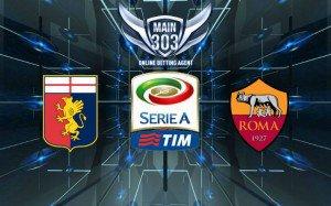 Prediksi Genoa vs Roma 14 Desember 2014 Serie A