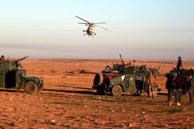 La bataille pour l'ouest de Mossoul a commencé: quelles forces combattent l'EI ? - International - LeVif Mobile