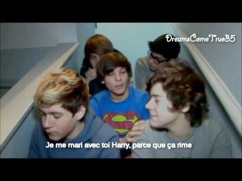 One Direction - Best moments VOSTFR Part 1