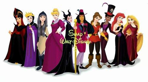 Swap Walt Disney