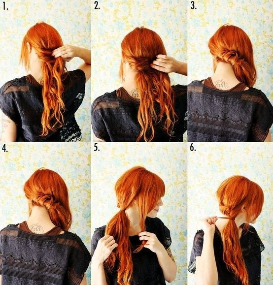 Very remarkable tips on easy to do hairstyles - NICE PLACE TO VISIT
