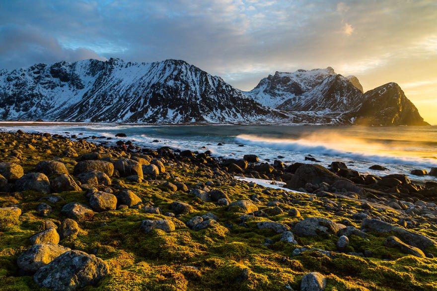 L'hiver à Lofoten, Norvège ^^