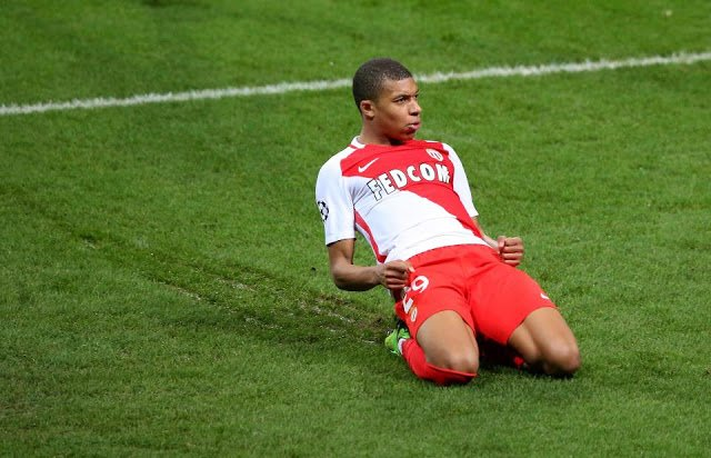 Chelsea boss Conte plans face-to-face talks with Monaco whizkid Mbappe - Daily Soccer News