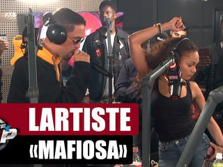 """Lartiste """"Mafiosa"""" feat. Caroliina #PlanèteRap - Vidéo Skyrock"""