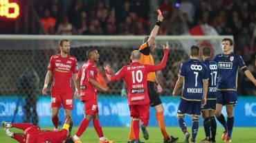 Dossevi finalement suspendu contre Lokeren, le Standard en évocation