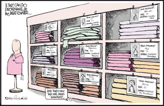 Pour la traçablité de la filière textile
