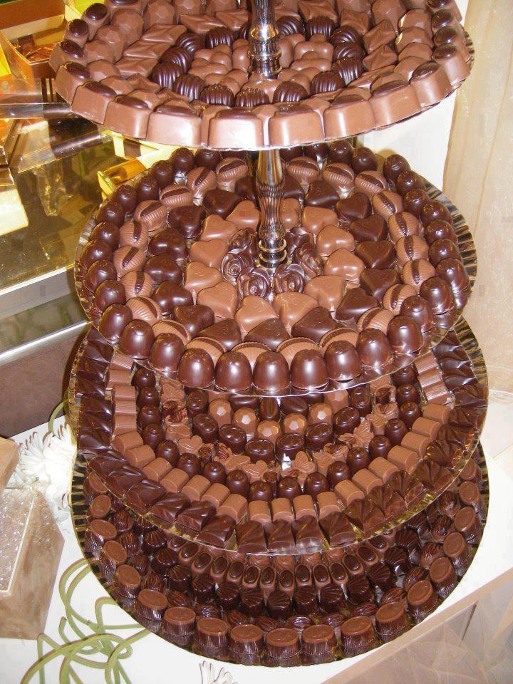 J'adore le chocolat !
