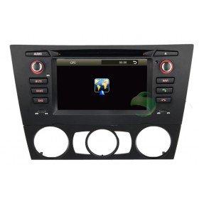 Auto DVD Player für BMW E93 3 Series (2005 2006 2007 2008 2009 2010 2011 2012) Cabriolet (manuelle Klimaanlage und Sitzheizung)