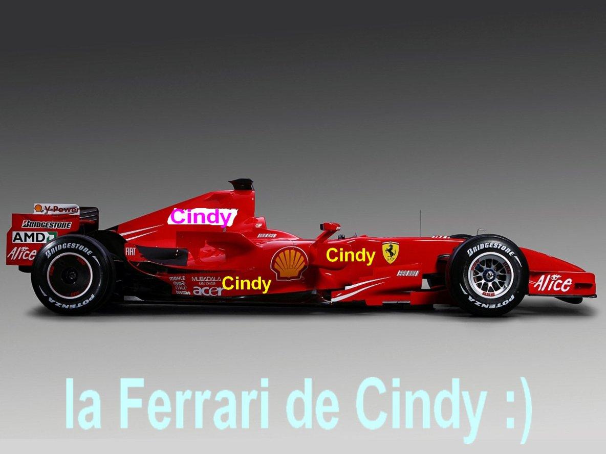 cindy GERY