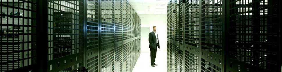 Data Center & Dedicated Web Server Hosting Dubai, UAE - eHDF