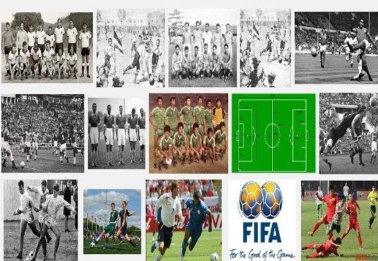 Sejarah Sepak Bola - Piala Dunia 2018 - Quora