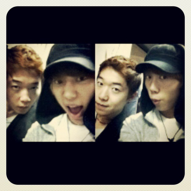 Hoon et son frère,HoonBi