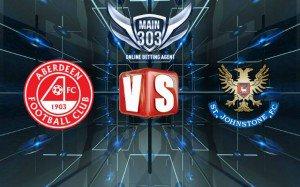 Prediksi Aberdeen vs St Johnstone 1 Januari 2015 Premiership