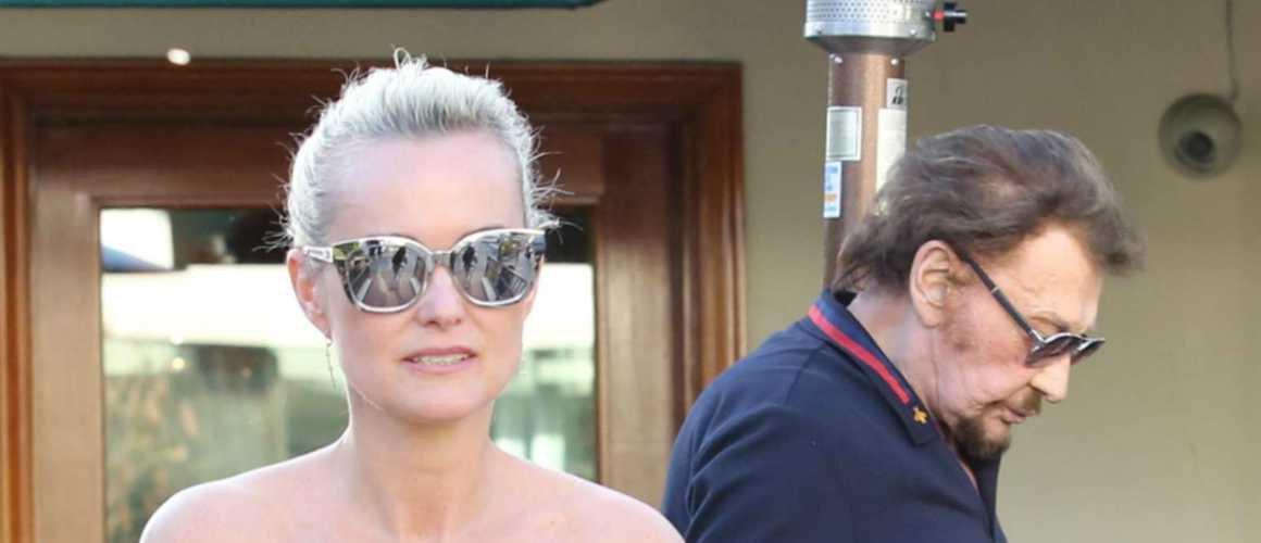 Mort de Johnny Hallyday : sa femme Laeticia est choquée, effondrée, terrassée, selon Muriel Robin