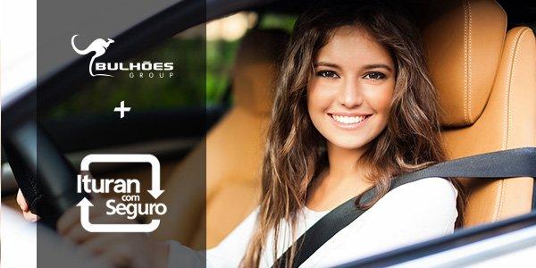 Ituran com seguro | Bulhões Group