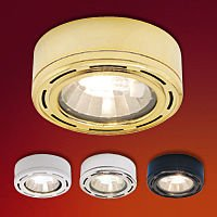 NM-240 Mini Halogen Grooved Trim with Housing