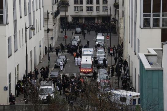 Charlie Hebdo : rendez hommage aux victimes de l'attentat