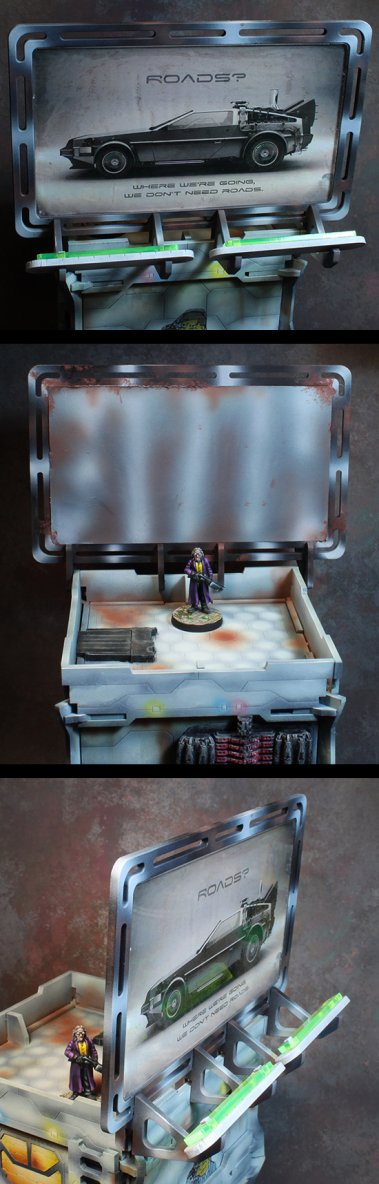 My Cyberpunk Scenery (Update 3/24: Terracutter Holoads)