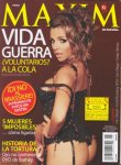 Vida Guerra in Maxim Magazine | Free People