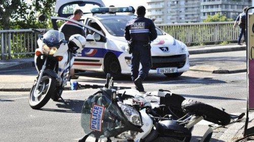 Dijon : il percute une voiture de police pour prendre la fuite!
