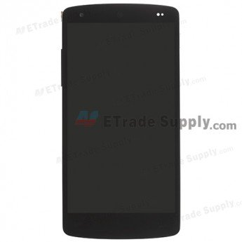 LG Nexus 5 LCD Screen and Digitizer Assembly with Frame and Battery