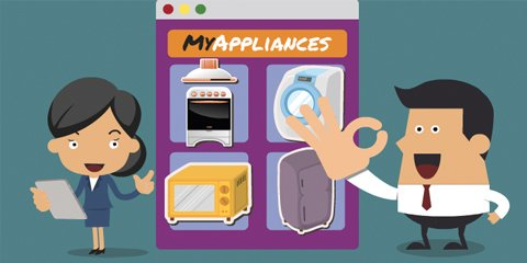 MyAppliances | Buy Built In Kitchen Appliances Online