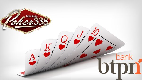 Situs Poker Online Bank BTPN