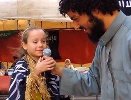 7 yaşındaki kız IŞİD militanıyla evlendirildi mi işte asıl görüntü