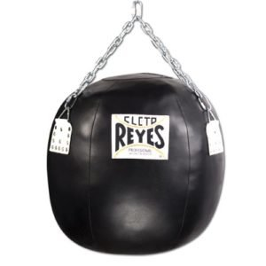 A Wrecking Ball Punching Bag that is Great for Indoors or Outdoors