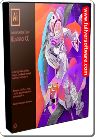 Adobe Illustrator CC 2018 v22.0.0.244 With Patch [XFORCE + Painter] | Full Version Software