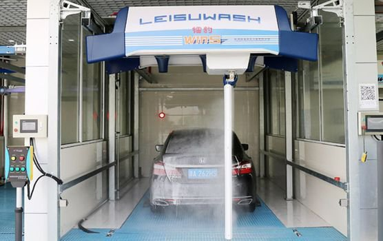 Automatic Car Wash Equipment Leisuwash WIN5