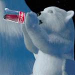 Partagez un moment de bonheur en famille avec les ours Coca-Cola.