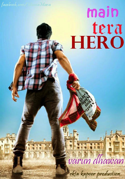 Main Tera Hero 2014 - Watch Hindi Movies Online Free