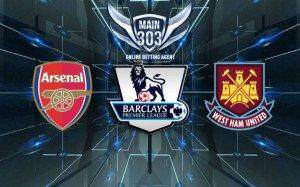 Prediksi Arsenal vs West Ham United 9 Agustus 2015