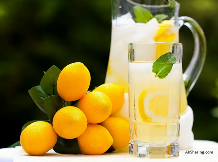Benefits of Drinking Mineral Water and Lemon Juice