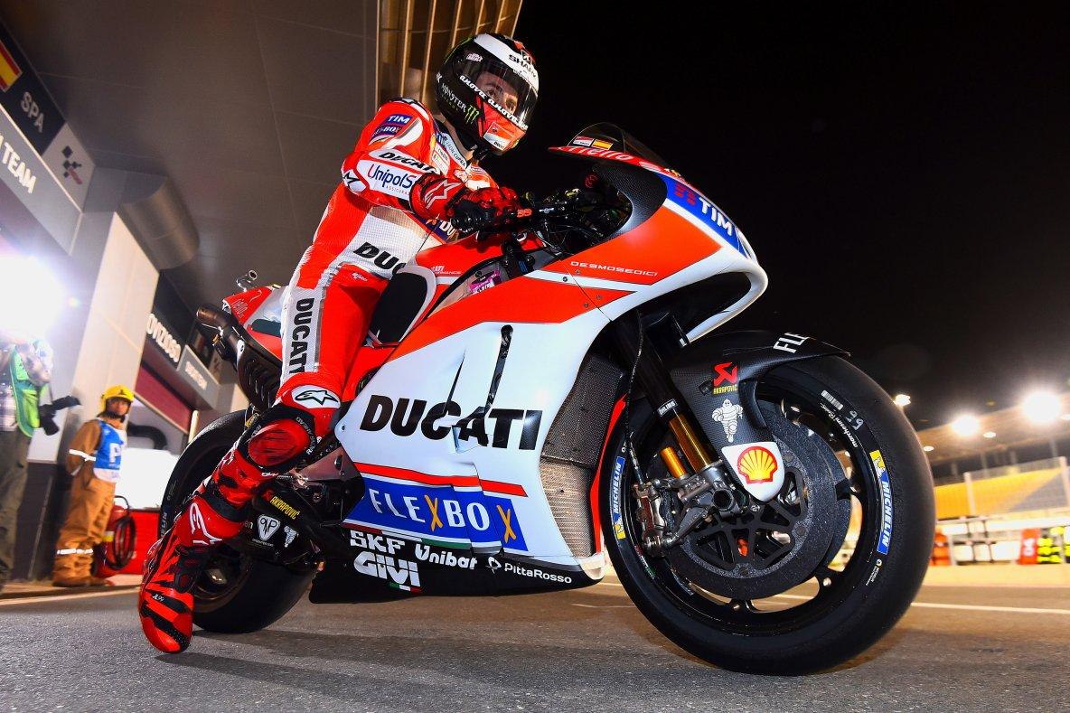 Jorge Lorenzo akan tingkatkan kemampuan di musim depan MotoGp 2018