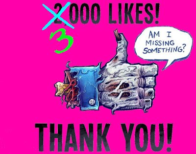 Page Facebook 3000 Likes