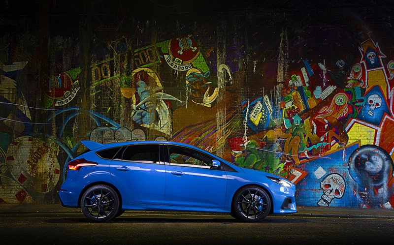 Ford Focus RS finally gets a recall