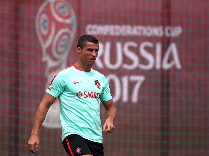 5 Klub Ini Akan Menjadi Tujuan Ronaldo