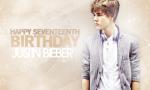 ..Anniversaire__________________ 17 ans déjà !!.. - Justin Bieber
