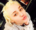 WTF Alert: Miley Cyrus' New Hair!